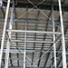 Press Box Support Structure