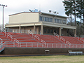 1,000 Seat I-Beam Grandstand - Powder Coated Riser Board